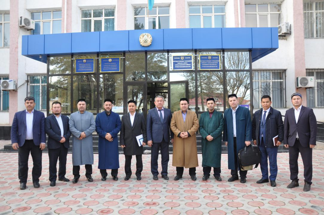 Қазақстан мен Өзбекстан мұсылмандары діни басқармалары арасындағы достық нығаюда (фото)