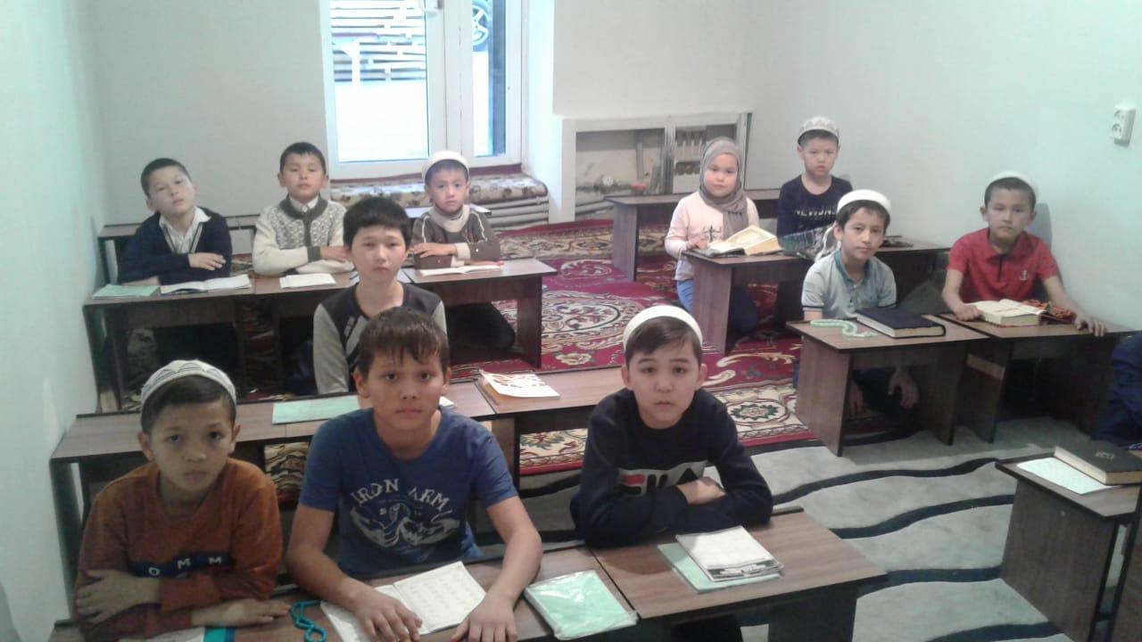 ДСАК, «Тәжібай-ата» мешіті діни сауат ашу курсына шақырады
